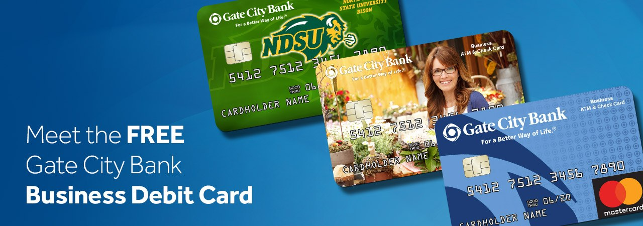 Images of Business ATM Cards
